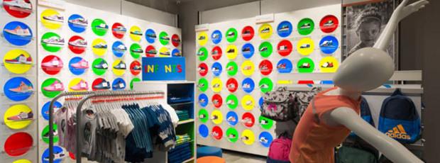 Откриха първият adidas Kids магазин   webcafe.bg f5548ca9fb7