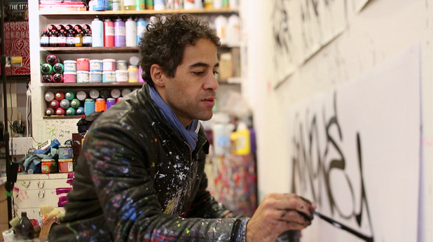 Perrier Inspired By Street Art - JonOne