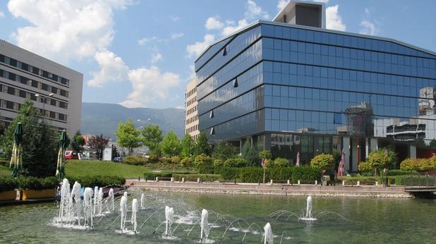 Бизнес парк в София