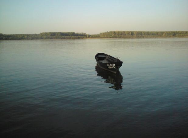 Дунав при о. Есперанто | снимка: Център за културно-историческо наследство – Оряхово