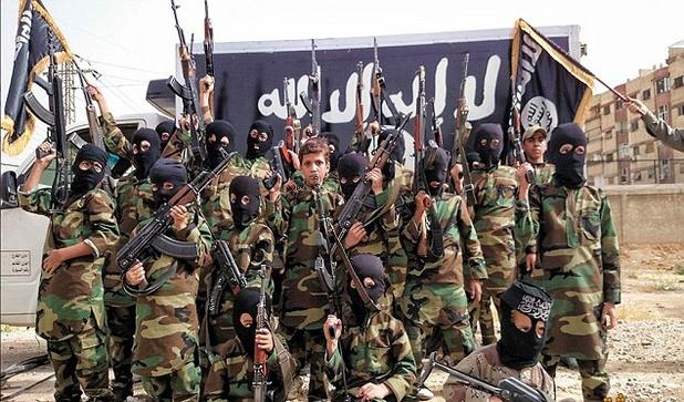 """деца - бойци на """"ислямска държава"""""""