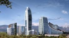 sky fort, небостъргачи, софия, цариградско шосе