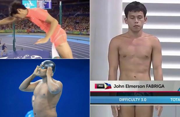 Смешни моменти в Рио 2016