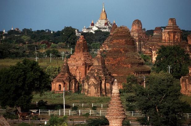 баган, мианмар