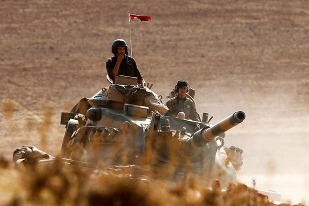 турски танкове