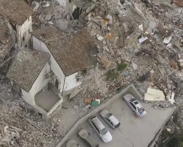 земетресение в централна италия