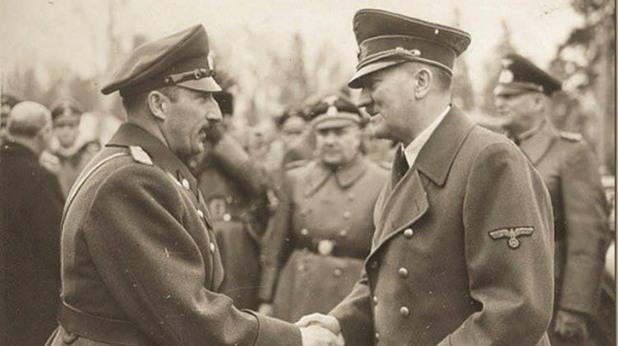 Борис III и Хитлер