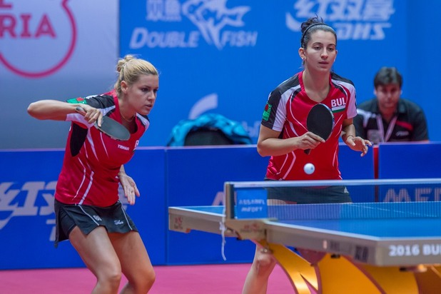 Asarel Bulgaria Open, тенис на маса