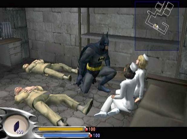 супергерои във видеоигри