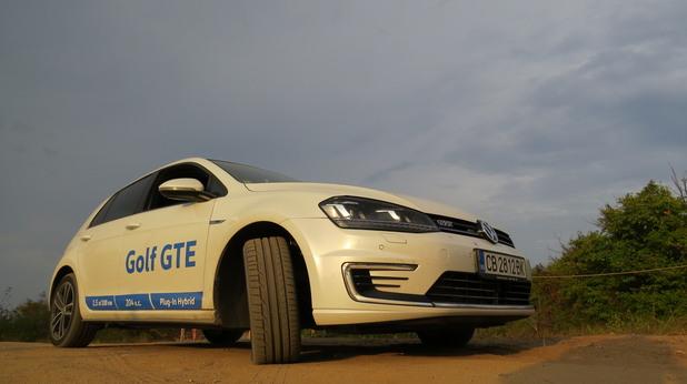 VW GTE 2