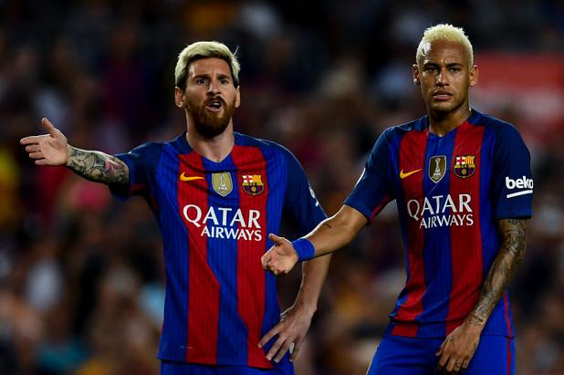 Барселона - Алавес 1:2