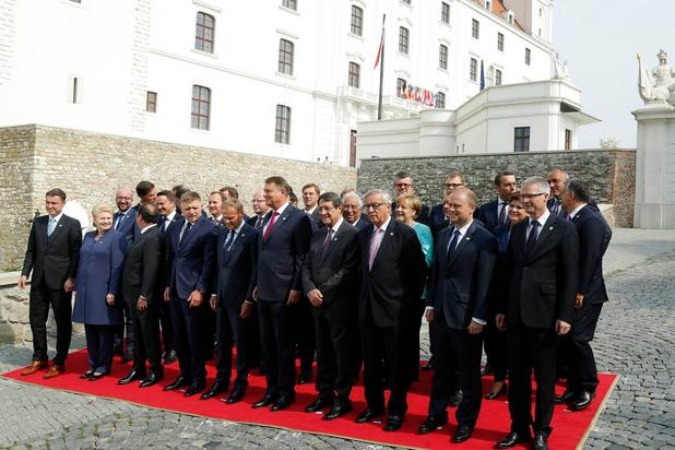 среща на върха Братислава