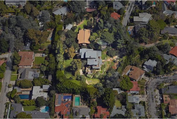 Кои са имотите на Анджелина Джоли и Брад Пит