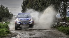Hyundai Racing Trophy, Hyundai, рали, офроуд