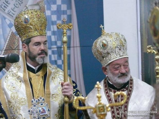 митрополит антоний и митрополит галактион