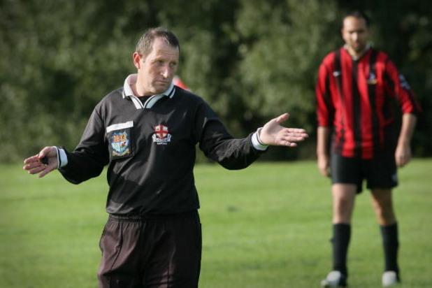 13 типа съдии в аматьорския футбол, съдии, рефери
