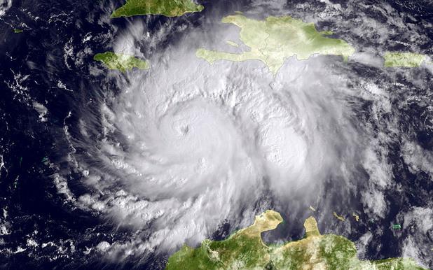 Ураганът Матю