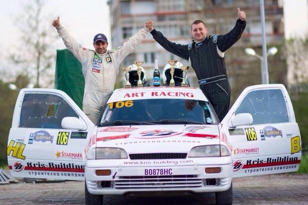 Hyundai Racing Trophy, Hyundai, рали
