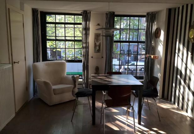 амстердам airbnb