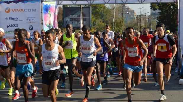 Софийски маратон