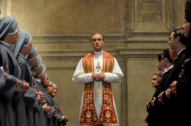 Младият Папа, The Young Pope