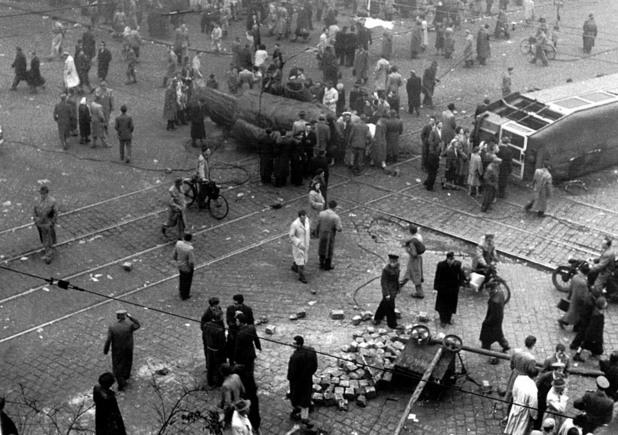 унгария 1956