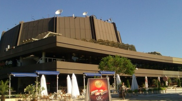 Фестивален дворец Варна
