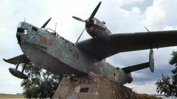 Самолет в Украйна