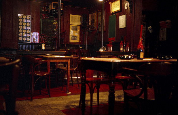 бар в амстердам