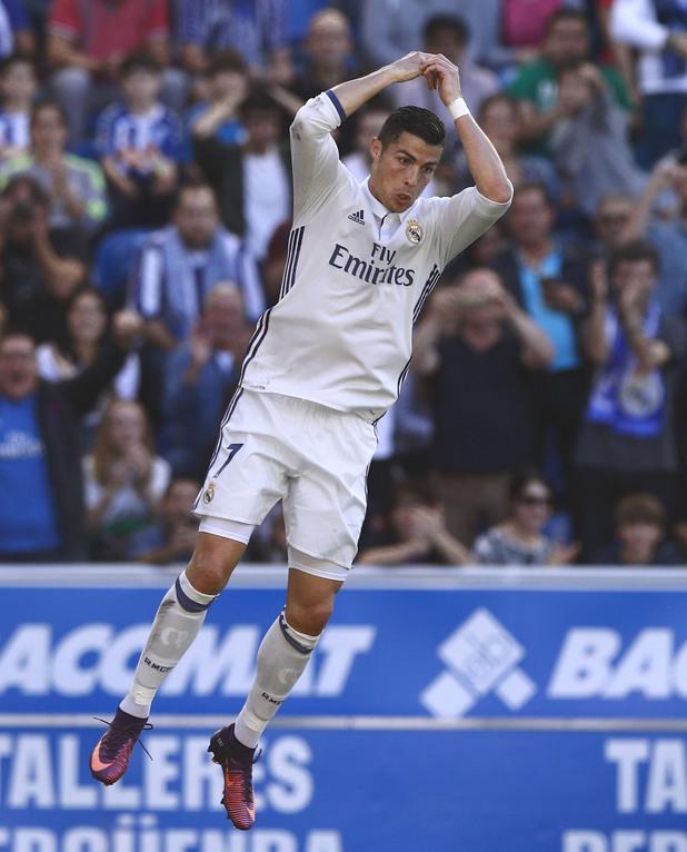 Алавес - Реал Мадрид 1:4