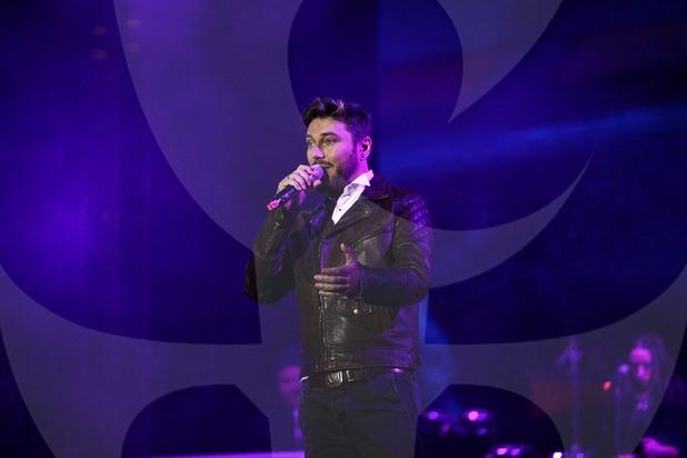 Миро от Каризма на концерта на Слави