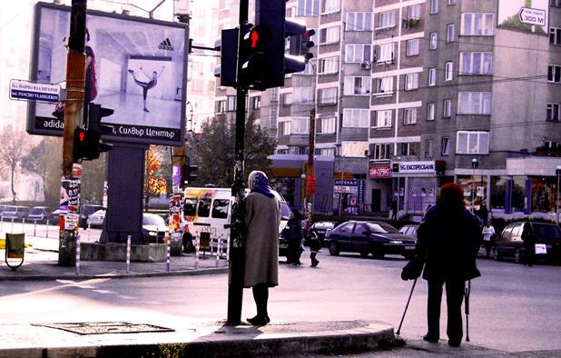 хора, улици