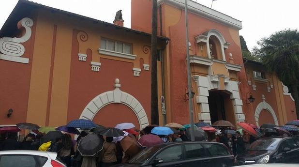 Гласуване в Рим