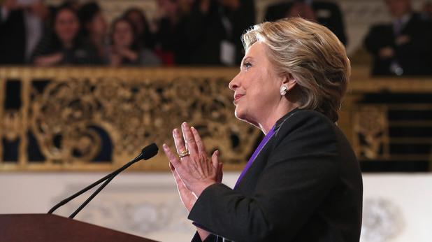 хилъри клинтън, 09112016, избори в САЩ