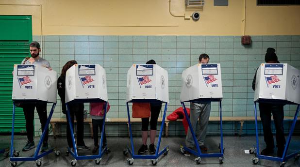 Америка гласува