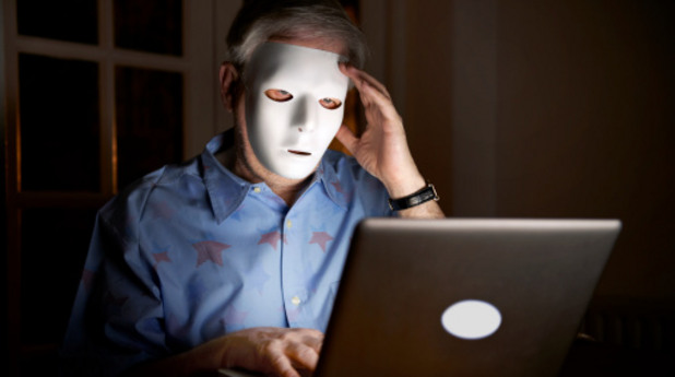 интернет трол, компютър