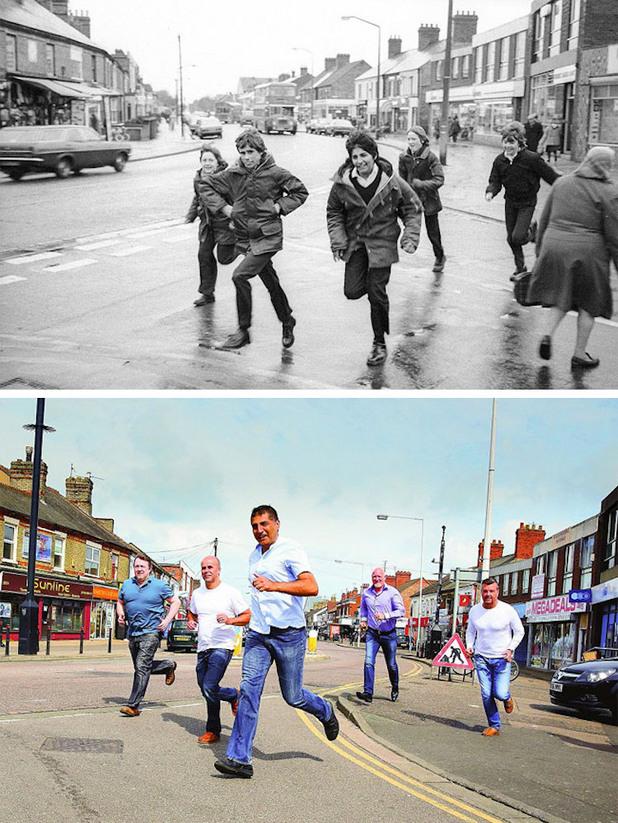 след 40 години