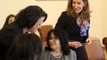 Последно заседание на Министерски съвет - Ивелина Василева, Николина Ангелкова, Теменужка Петкова