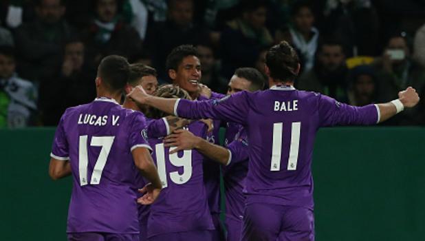 Спортинг - Реал 1:2