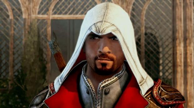 Ецио, Assassin's Creed Brotherhood
