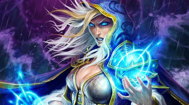 Джайна Warcraft
