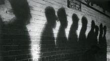 сянка, хора в сянка, голямата депресия