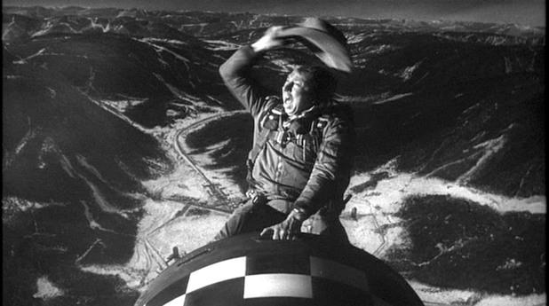 Д-р Стрейнджлав или как престанах да се страхувам и обикнах атомната бомба
