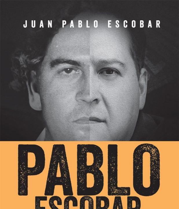 Книга Пабло Ескобар