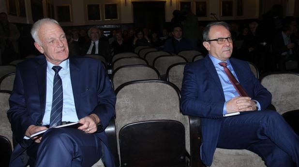 Николай Милошев и Юлиан Ривалски