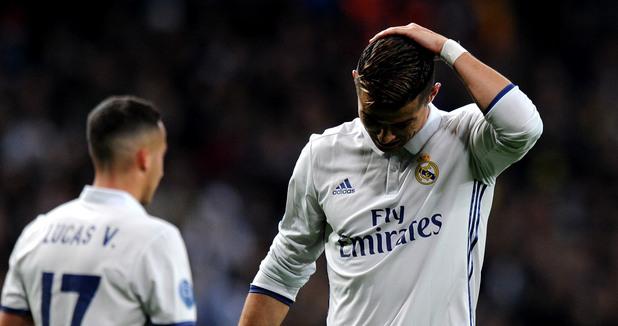 Реал Мадрид - Борусия Дортмунд 2:2