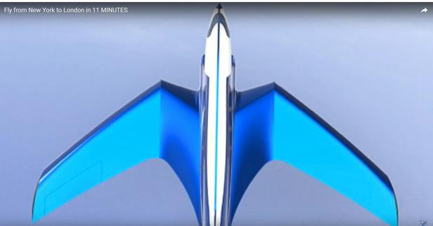 Свръхзвуков самолет