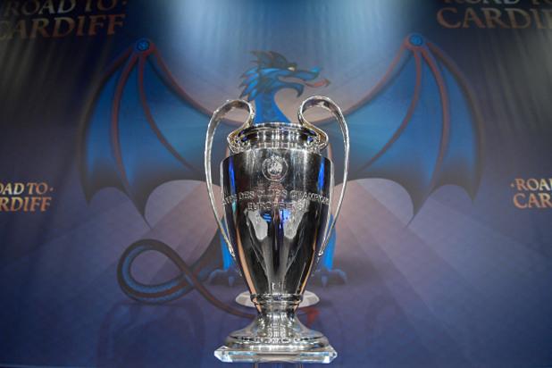 шампионска лига, трофей