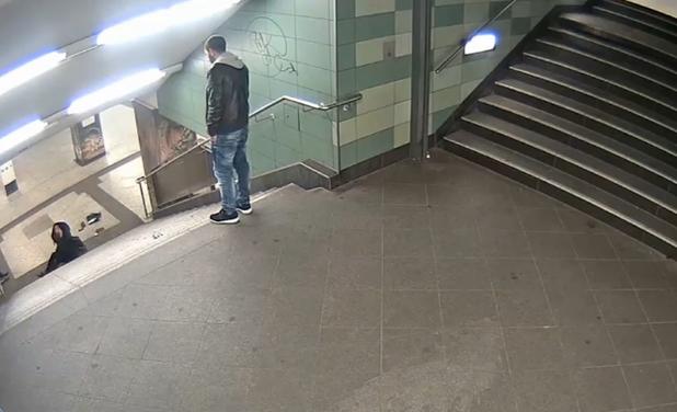 нападение в метрото в берлин