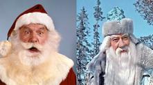 Дядо Коледа и Дядо Мраз